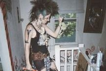 .. for style ~punk~