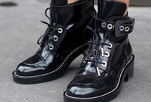 Boots > Booties > Laceups xo / Fabulous riding boots, warm Winter boots and booties of all shapes and colours & then there are lace-up brogues  Check this board out, there is something for everyone. Keva xo.