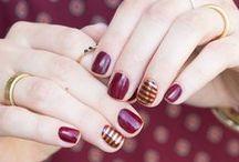 Fall Jam Pins / Geri White is my Jamberry Nail Consultant - geriwhite.jamberry.com