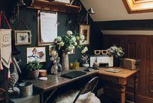 CHIC INDUSTRIAL INTERIOR / Stilen för mitt framtida hem och nuvarande sovrum.  Idéer, inspiration  och drömmar.