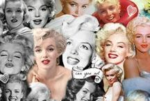 Ms.Marilyn Monroe  / by Elsacoya Mitchell❤
