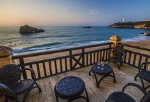 KEYWEEK Homes / Discover our selection of luxury vacation rentals in Biarritz, South West Coast of France and experience the region like a local.