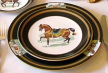 Equestrian Style / Sophisticated style is always captured with equestrian accents.