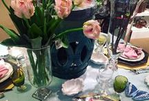 Spring has Sprung / A board dedicated to spring home decor and entertainment.