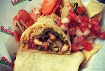 La Salsa Burritos / www.lasalsa.com or join us here www.facebook.com/lasalsa