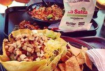 La Salsa / www.facebook.com/lasalsa #lasalsa #mexicanfood