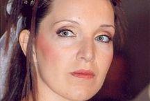 Bridal Makeup / Make up artist's Maria Nikolakouli portfolio: Some of the bridal make up she made.