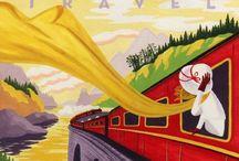 Literary Nomad / a literary travel board