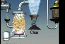 Biogas & Wood Gasification / Home production of Methane (natural gas) / by John Schifferle