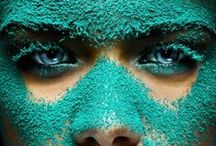 Colour - TEAL & TURQUOISE
