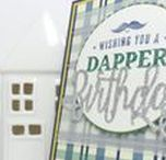 My Stampin Up! UK projects / A board for Stampin' Up! Projects - find more at www.stampinbyhannah.co.uk