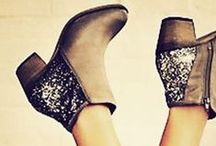 Bootie Bananza / Booties make us happy! Love this time of year and this adorable take on a boot.