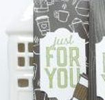 Stampin' Up! UK boxes and bags / Boxes and bags made using Stampin' Up! supplies.  Click throguh to see full project details