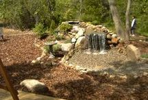 Water Features / I have loved water features in gardens for a long time. / by Eric Larson