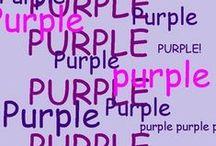 So Many Purples