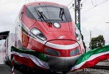 Un progetto italiano / Tecnologia, design, sostenibilità ambientale, sicurezza e velocità.