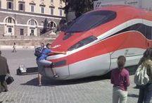 Passione a 1000 / Una passione autentica per il treno più bello del mondo :)