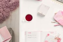 My Kikki.K Style / My must-haves and inspiration for my home office. Loving #alltheprettythings !