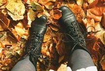 Inspirations d'automne.