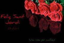Jornada de Sant Jordi / Celebració de la Diada de Sant Jordi - 23 d'abril