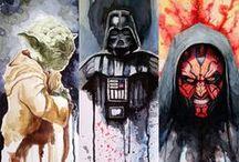 Night (Star Wars) / Favourite Star Wars characters art