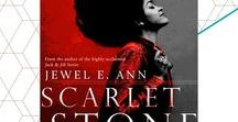 Scarlet Stone / Scarlet Stone by Jewel E Ann