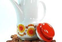 Art de la Table Vintage / Pour une tablée 100% Vintage, de quoi relooker, décorer et recevoir avec style !