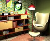Style Néo Rétro / Vous aimez le style Vintage mais en neuf ? Alors le Néo Rétro est fait pour vous ! Découvrez dès maintenant notre sélection d'objets Néo Rétro, neufs et inspirés du Vintage !