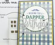 My favourite projects using Stampin' Up! Products / A collection of my favourite projects created using Stampin' Up! Products