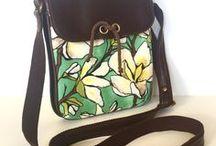 Annie Zorzo Patterns / PDF Bag Sewing patterns designed by Annie Zorzo
