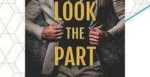 Look the Part by Jewel E Ann / Look the Part by Jewel E Ann contemporary romance rom com romantic comedy