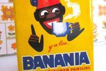 Objets Publicitaires Vintage / Une enseigne lumineuse, une glacière ou une boîte estampillée Banania, 7UP ou Coca-Cola, ici, vous trouverez tous les objets publicitaires dont vous rêvez !