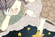 •❣• infancia ilustrada •❣• (ilustrated children) / by ika tawa