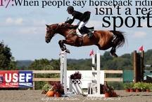 Equestrian Problems!
