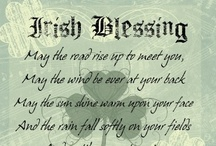 SPRING ~ St. Patrick's Day / When Irish eyes are smiling, sure 'tis like a morn in Spring. In the lilt of Irish laughter, you can hear the angels sing! ~ When the Irish Eyes are Smiling, Chauncey Olcott, George Graff Jr. & Ernest Ball / by Diane Church