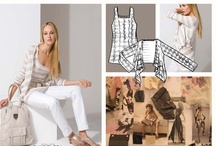 FASHION - BANDOLERA 2008-2009 / Senior designer women's fashion Knitwear & Jersey's.