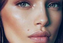 Makeup beauty / Makeup: Suzy Rycroft