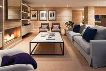 Designs: Living Room / Aranżacje: Salon / by Ambusto
