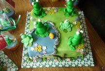Taarten-cakes
