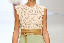 My style / Abbigliamento donna bon ton