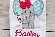 Machine Embroidery & Applique / by Kim Combs