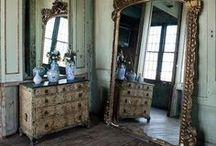 Vintage / Boho Spaces