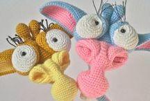 Gebreide/gehaakte dingen-knitting/crochet things