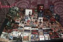 "My Biohazard / Resident Evil collection :o) / My gaming passion... have been collecting these ""treasures"" since 2007... not ever planning to quit ;-)"