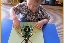 ~Mama's Happy Hive~ Play to Learn / Enjoy Montessori homeschool, tot school, home management, natural living, sensory play, and lots more on Mama's Happy Hive blog. :)