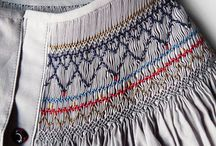 Smocking / Heirlooms / by Medri Durr