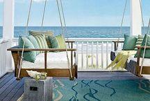 Beachfront Porches