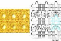 Gráficos de crochê