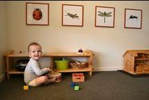 Montessori Infant Environment