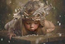 Hadas, elfos, enanos y + / Mitología